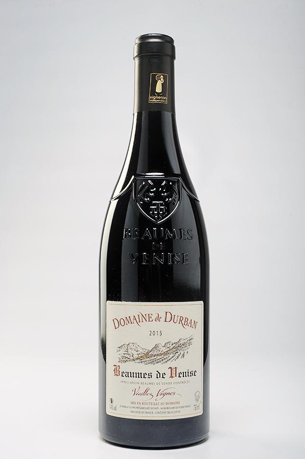 Beaumes De Venise Vieilles Vignes 2015
